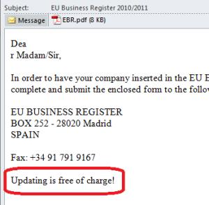 EU Business Register